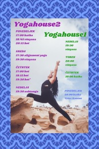 Urnik Yogahouse 2018-19